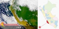 Geografía de Ica