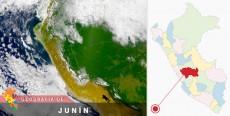 Geografía de Junín