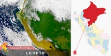 Geografía de Loreto