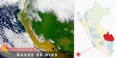 Geografía de Madre de Dios