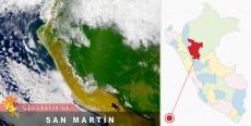 Geografía de San Martín