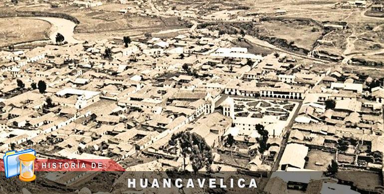 historia-de-huancavelica