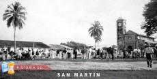 Historia de San Martín