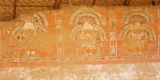 Murales policromos de Úcupe