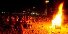 Noche de San Juan en Tacna