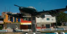 Parque del Avión en Tumbes