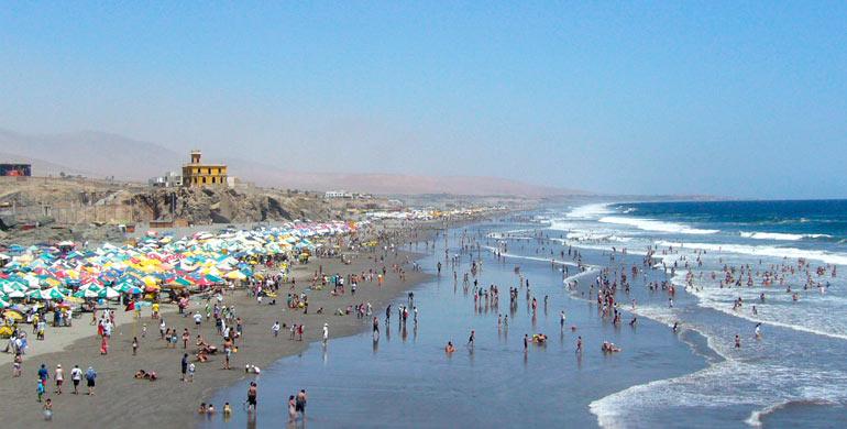 Playas en Arequipa