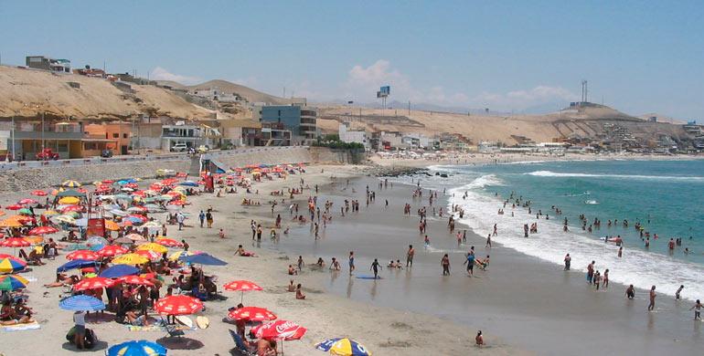 Lista de playas en lima informaci n de playas del per - Oficina de hacienda mas cercana ...