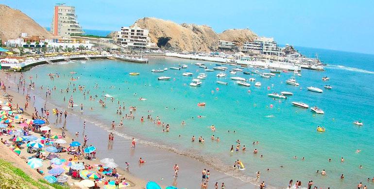 Playas del Perú