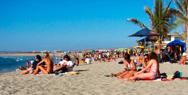 Playas en Piura