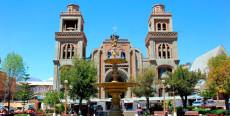 Plaza de armas de Huaraz