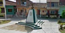 Plazuela Alipio Ponce Vásquez en Tumbes