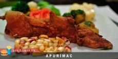 Qué comer en Apurímac