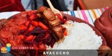 Qué comer en Ayacucho