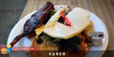 Qué comer en Cusco