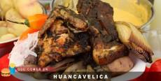 Qué comer en Huancavelica