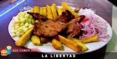 Qué comer en La Libertad