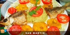 Qué comer en San Martín