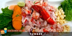 Qué comer en Tumbes