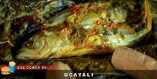 Qué comer en Ucayali