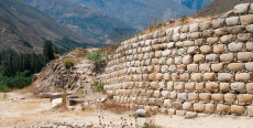 Restos arqueológicos de Tumshucaico