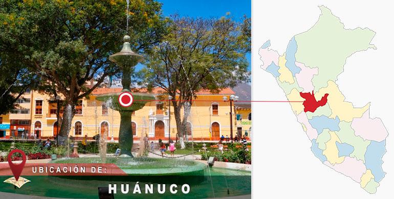 ubicacion-de-huanuco