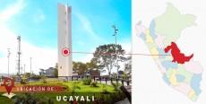 Ubicación de Ucayali