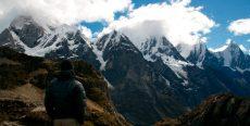 Aventura en la Cordillera Huayhuash, lugar perfecto para aventureros