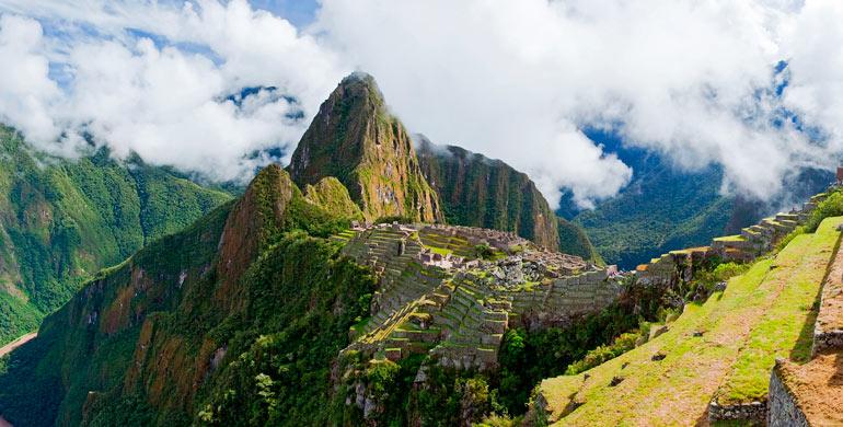 Biodiversidad de Machu Picchu