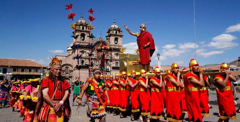 Inti Raymi 2016