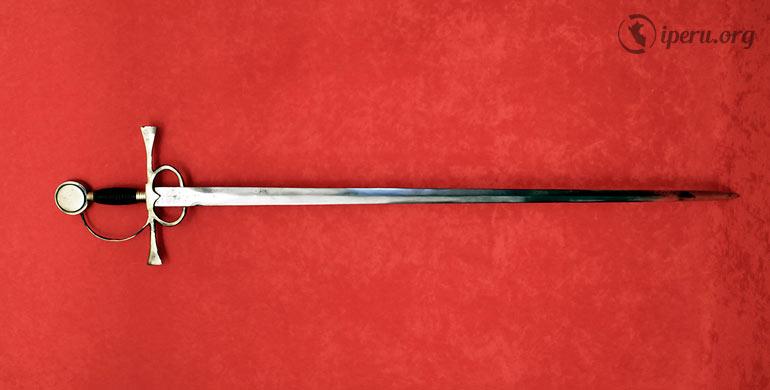 La espada de Pizarro