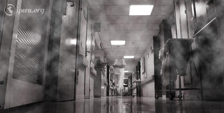 Leyenda la enfermera sin cabeza