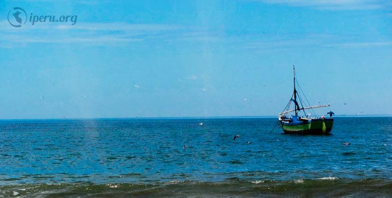 Teófilo el pescador - El encanto