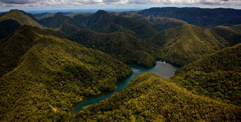Parque Nacional Sierra del Divisor