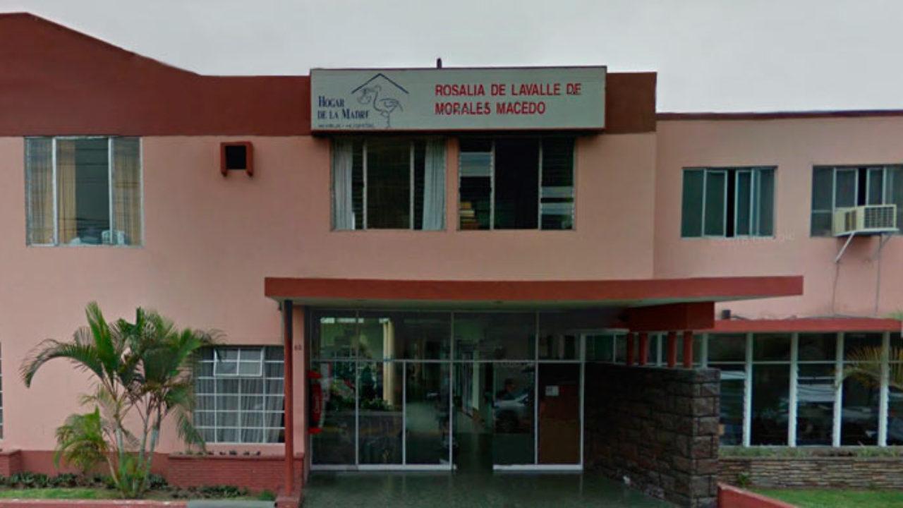 Hogar De La Madre Hospital Rosalia Lavalle De Morales Macedo
