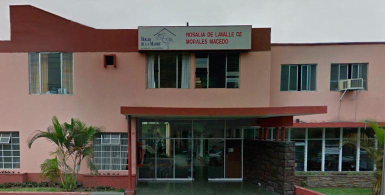Hogar de la Madre (Hospital - Clínica Rosalía Lavalle de Morales Macedo)