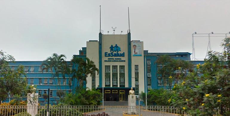 Hospital Nacional Guillermo Almenara Irigoyen