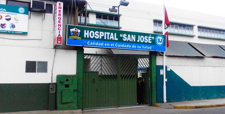 Hospital San José del Callao