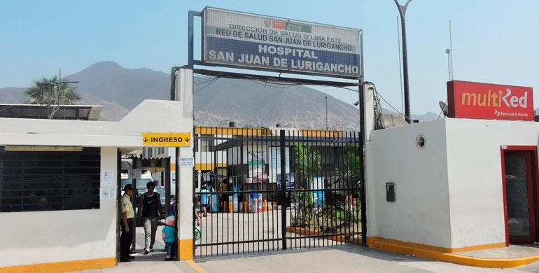 Hospital san juan de lurigancho hospital en per - Centro de salud san juan ...