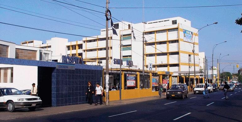 Hospital Santa Rosa Pueblo Libre - Lima