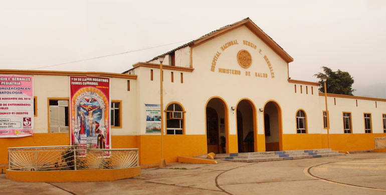 Hospital Nacional Sergio E. Bernales