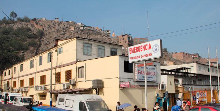 Hospital Vitarte