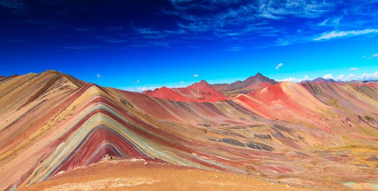 Montaña Arcoíris, Vinicunca Cusco