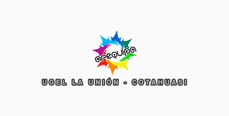 UGEL La Unión - Cotahuasi
