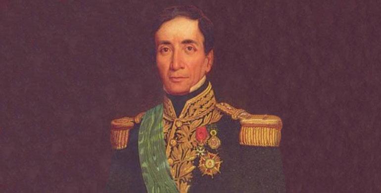 Andrés de Santa Cruz y Calahumana