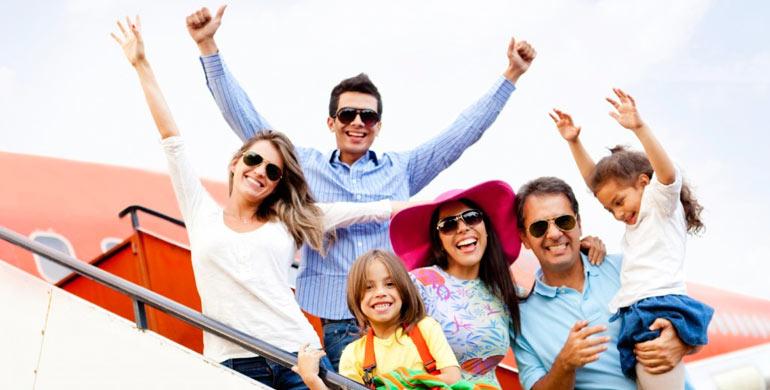 Consejos para viajes en familia