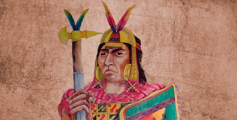 Inca Yáhuar Huácac