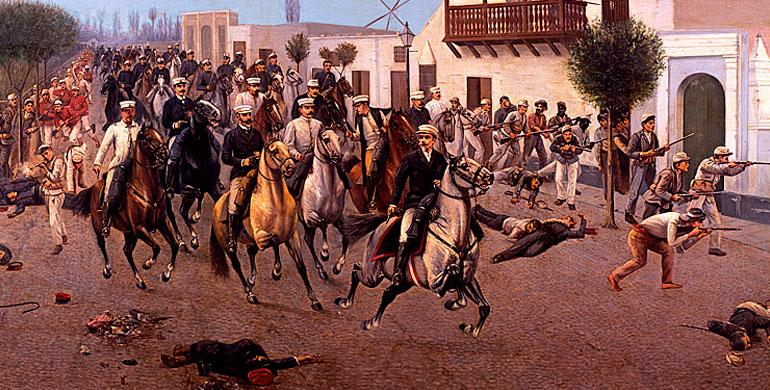 Guerra civil peruana de 1894-1895