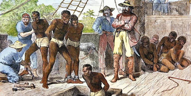 Esclavitud en el Perú