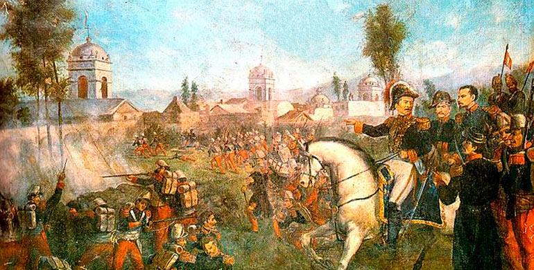 Guerra civil peruana de 1856-1858